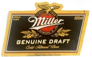 Miller Genuine Craft